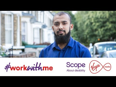 Azar's story - Work With Me employment campaign
