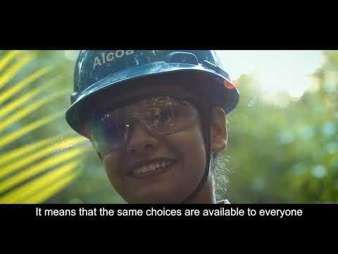 Alcoa honors International Women's Day