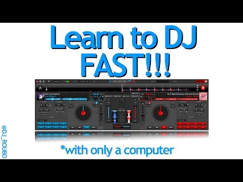 Learn To DJ Fast!
