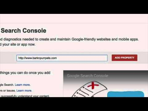 How'd They Do That? Verify Site With Google Search Console