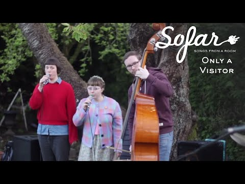 Only A Visitor - Visiting Light | Sofar Vancouver