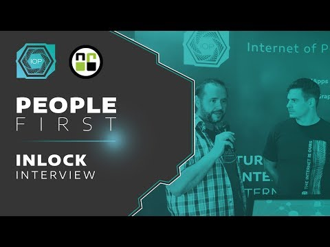 INLOCK Interview - People First Conference 2018 | Internet of People