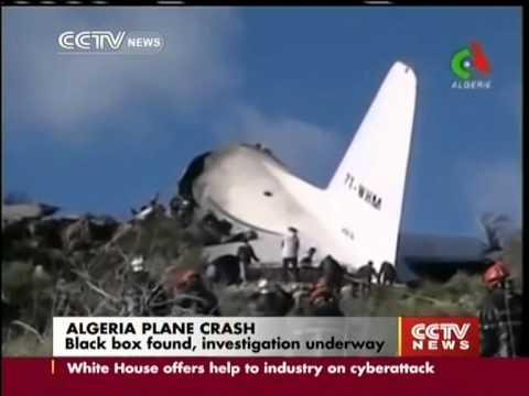 Algerian plane crash: Black box found, investigation underway