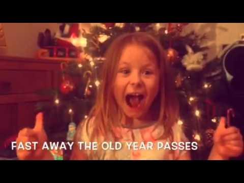Deck the Halls Carol Christmas family singalong greeting