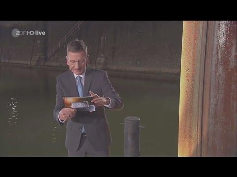 Günther Jauch als Reporter bei Wetten dass..?