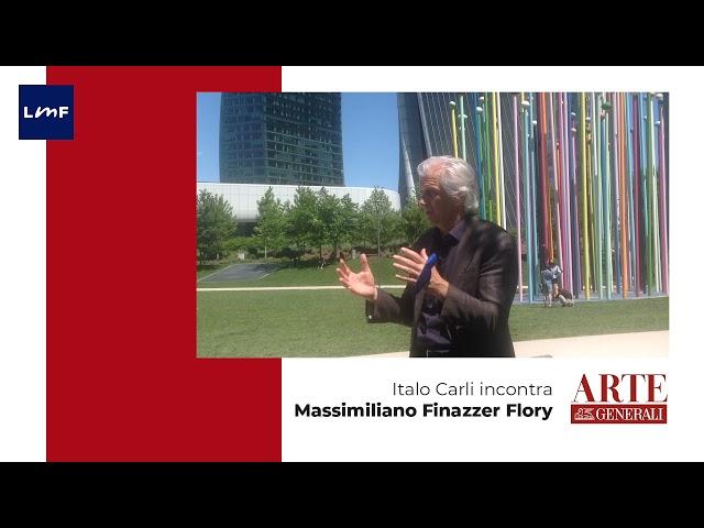 Dante e l'arte contemporanea - Massimiliano Finazzer Flory (regista)