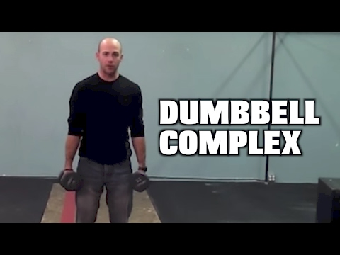 Paradiso CrossFit Dumbbell Complex
