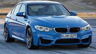 2015 bmw m3 review