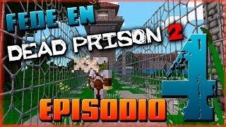 Dead Prison 2 - Episodio 4 - Mapa de Aventuras Minecraft