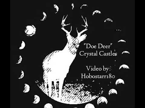 Crystal Castles- Doe Deer (Lyrics)
