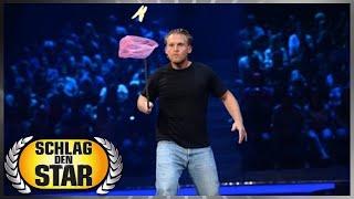 Spiel 6: Schmetterlinge - Axel Stein vs. Michael Wendler - Schlag den Star