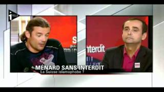 Oskar Freysinger: Un Le Pen suisse? (dixit l'ami Ménard)