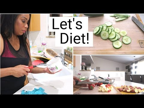 day-in-the-life-mommy-vlog-2019-|-how-to-lose-weight-after-baby-2019-|-clean-with-me-|-grocery-haul