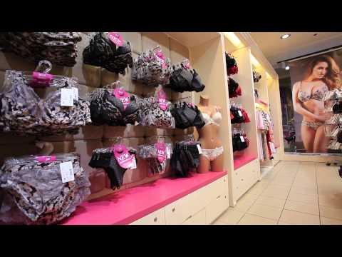 Official ORHIDEJA store showreel / Фирменный магазин нижнего белья Орхидея