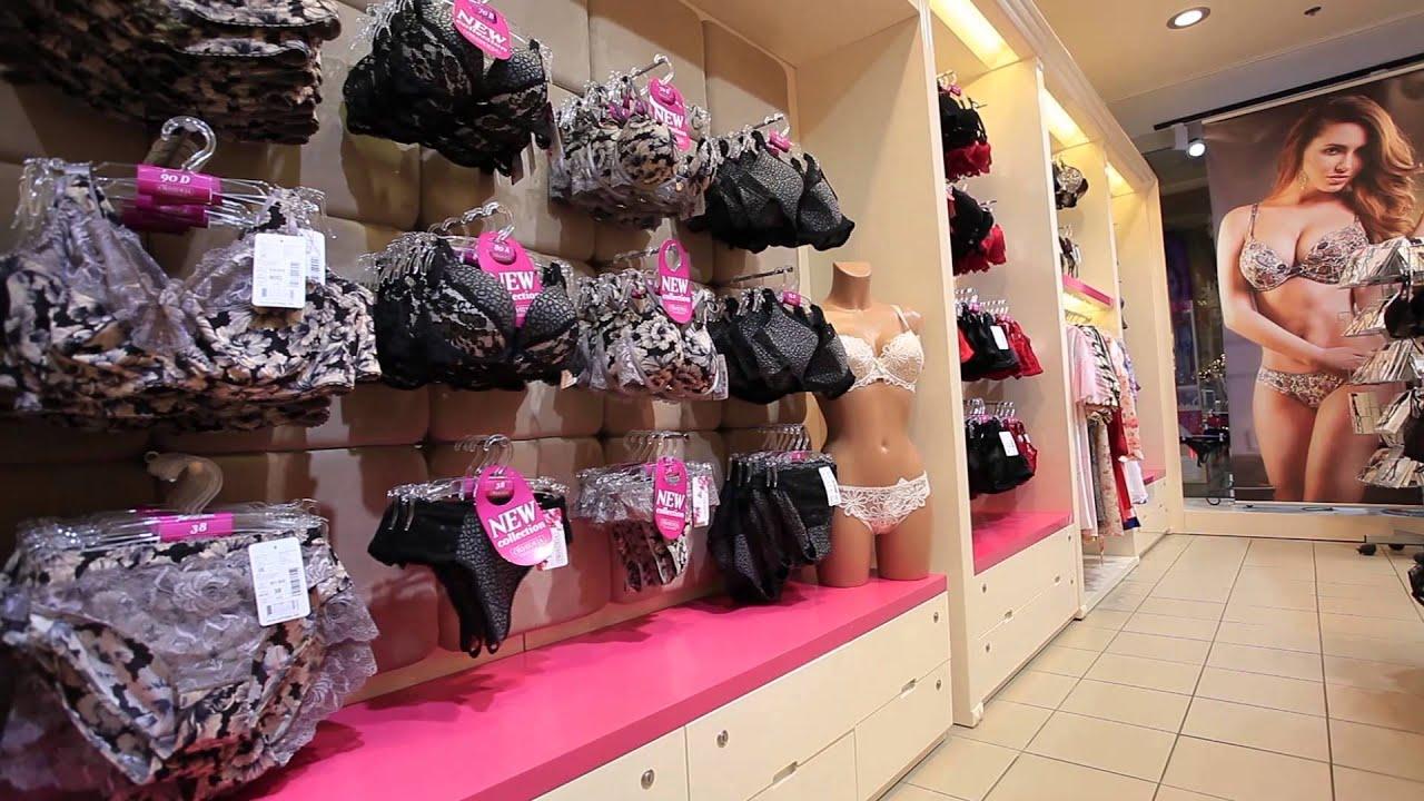 Official ORHIDEJA store showreel   Фирменный магазин нижнего белья Орхидея  - YouTube 019dfaed6d8