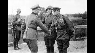 Мой сержант внезапно направился к немцам, протягивая им руку.  Что Предатель? грешным делом подумал