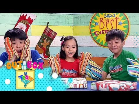 Open The Regalo | Out of The Box by Team YeY