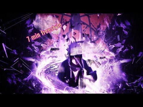 Naruto AMV-21 savage 7 min freestyle