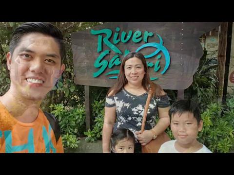 River Safari Singapore Experienced