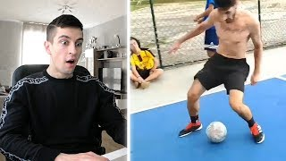 WATCHING VIRAL FOOTBALL VIDEOS 2019 | FEBRUARY | PANNA FREESTYLE SOCCER VINES