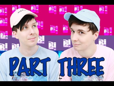 Dan and Phil talking fondly about boys - not straight compilation (3/3)