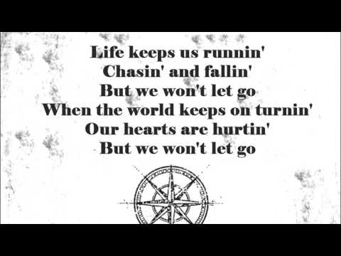 Black Stone Cherry - Won't Let Go Lyrics