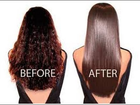 Remedios caseros para alisar el cabello permanentemente