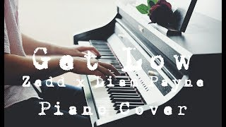 GET LOW - Zedd x Liam Payne | Beautiful Piano Instrumental Cover [SHEETS]