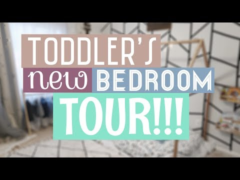 Ethan's New Bedroom REVEAL!!!💙 (Room Tour) - BAHASA INDO