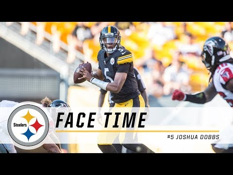 Face Time: Joshua Dobbs