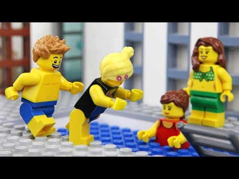 Lego Pool Party