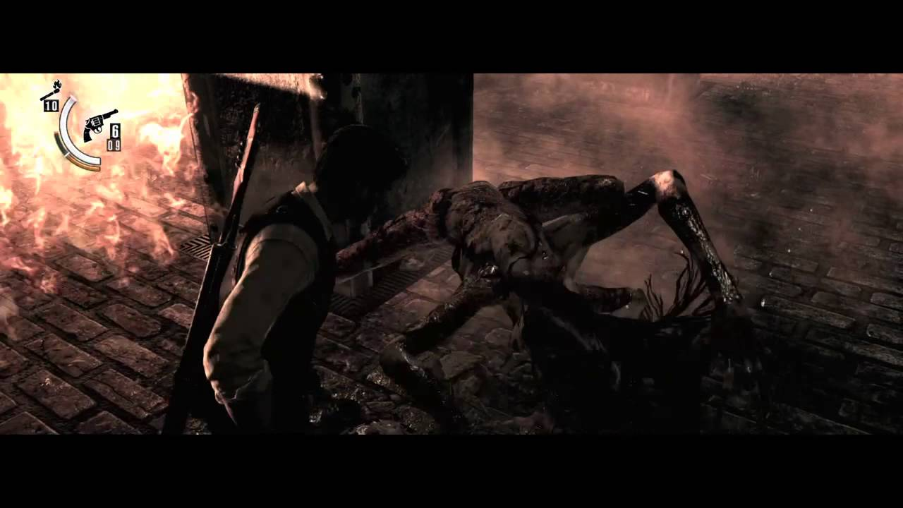how to sneak kill evil within