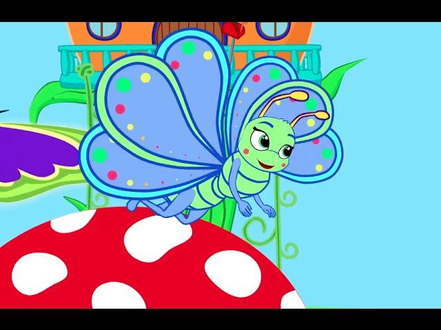Borboletinha 30 Minutos De Musica Infantil Com Os Amiguinhos Youtube