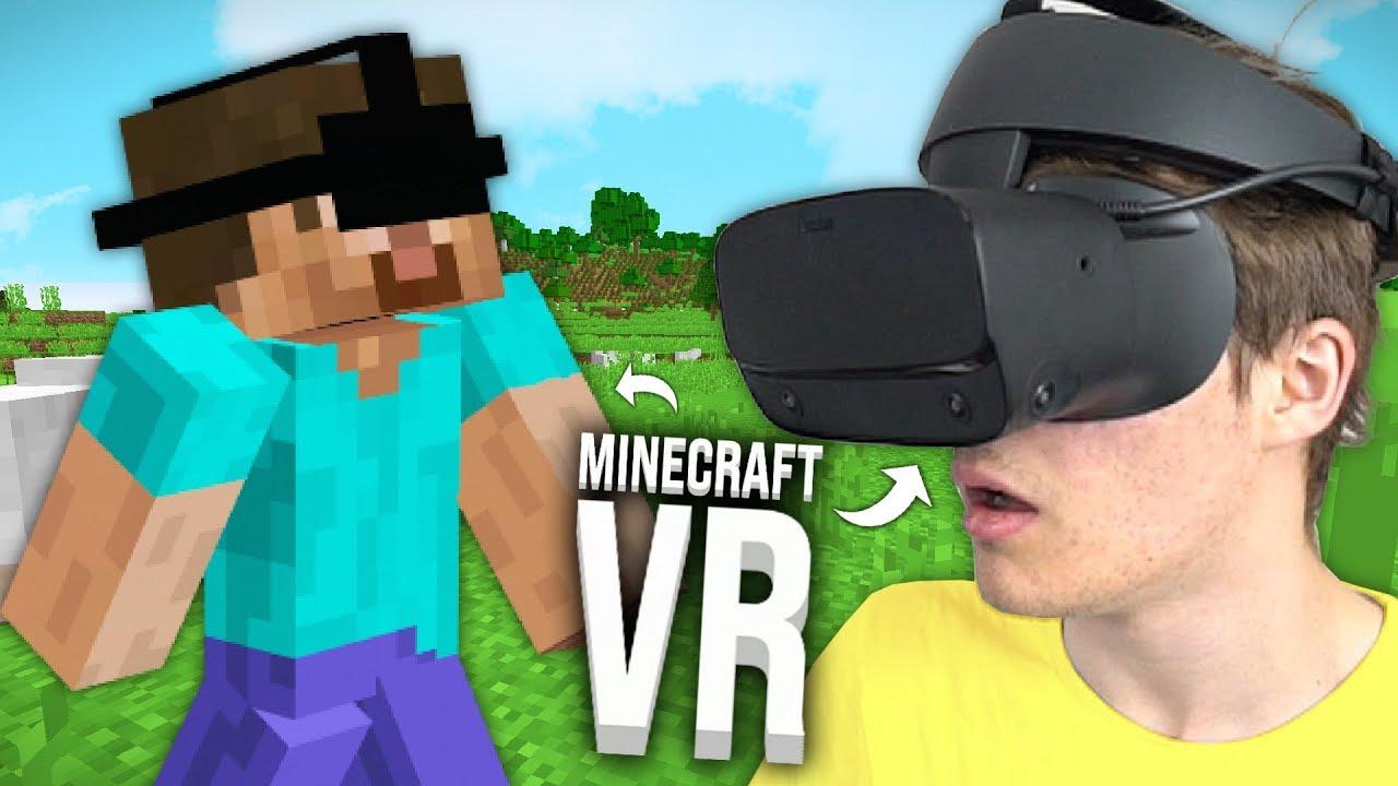 Download NE JOUEZ JAMAIS A MINECRAFT EN VR !