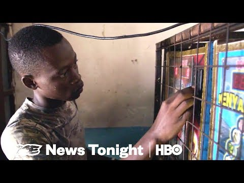 Kenya Can't Control Its Children's Gambling Addictions (HBO)