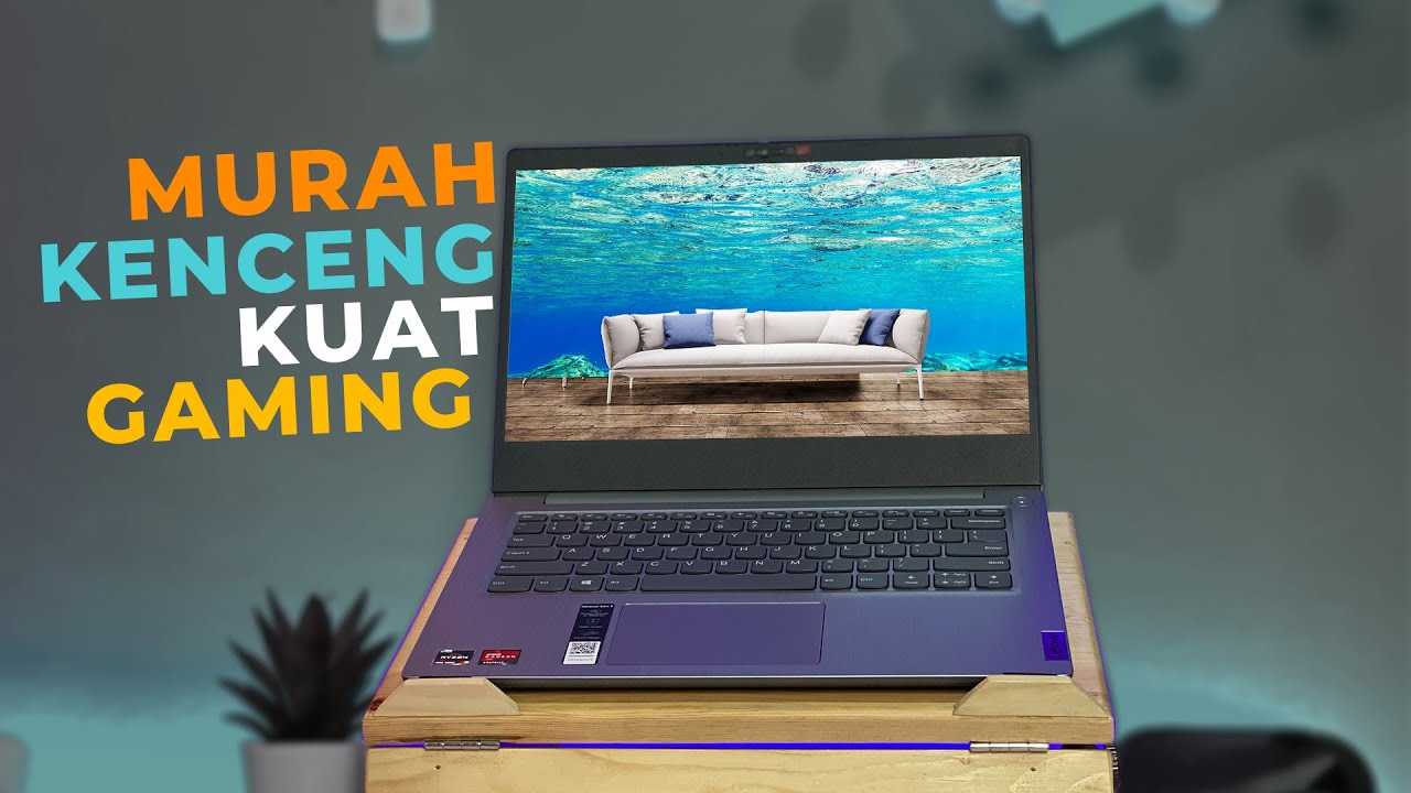 Kalau Gak Ghoib, Pasti Harga Naik | Laptop Dengan Ryzen 5 4500u