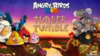 Angry Birds Rio BEACH VOLLEY terminado
