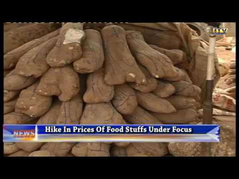 Hike in prices of food items under focus