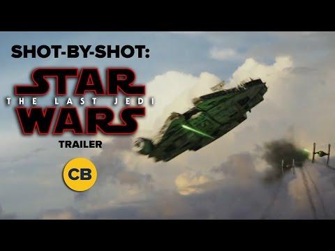 Star Wars: The Last Jedi Trailer - Shot-By-Shot Breakdown