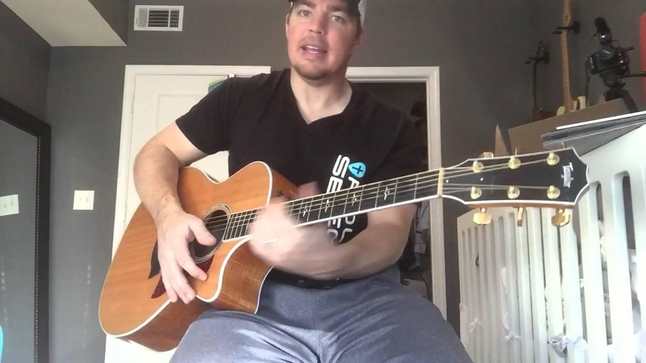 I Like The Sound Of That Rascal Flatts Beginner Guitar Lesson