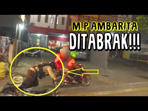 M.P Ambarita DITABRAK Pencuri Spion! | THE POLICE (04/02/20) Part 3