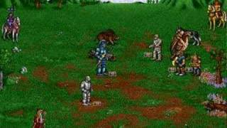Heroes of Might and Magic II (Homm 2) Dimension Door