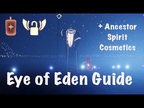 Sky: Children of the Light full Eye of Eden guide + exclusive ancestor spirit cosmetics