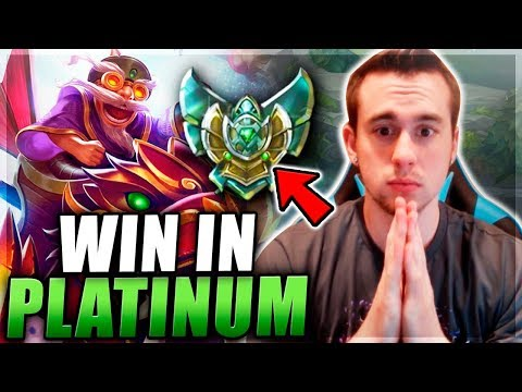 THIS IS HOW YOU CARRY YOURSELF IN PLATINUM | Mid Lane to Diamond #13 - League of Legends