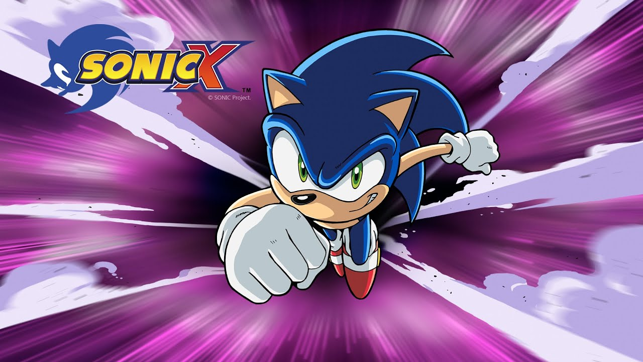 Fotos Do Sonic X with sonic x ep1 - chaos control freaks - youtube