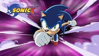 Repeat youtube video SONIC X Ep1 - Chaos Control Freaks
