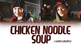 BTS J-HOPE (feat. BECKY G) - 'Chicken Noodle Soup' [HAN ROM TÜRKÇE ALTYAZILI]