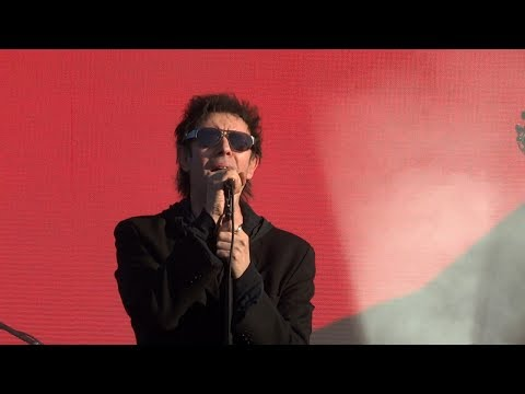 Echo & the Bunnymen - The Killing Moon (Live) - TINALS 2017, Nîmes, FR (2017/06/10)
