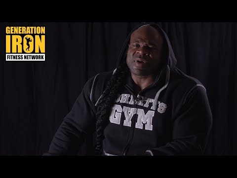 Exclusive Interview: Kai Greene Talks Super League And IFBB   Generation Iron
