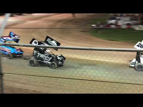 Delta Speedway 8/31/19 Restricted Main